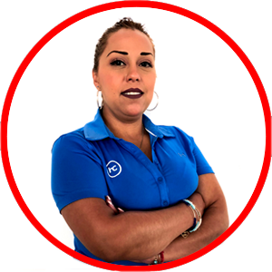 Manager Energy Fitness - Olga Canales