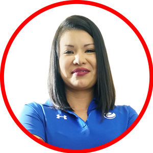 Manager Energy Fitness - Diana Sandoval